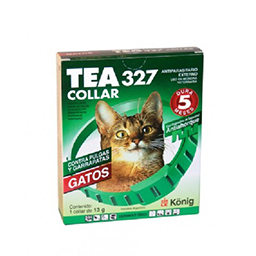 tea collar gatos