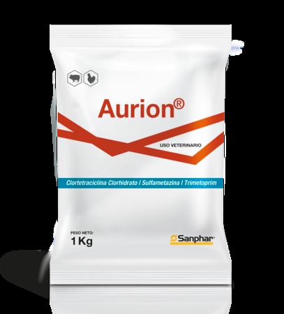 Aurion como producto destacado